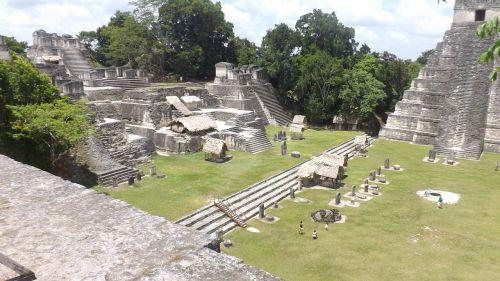 ruins maya mexico