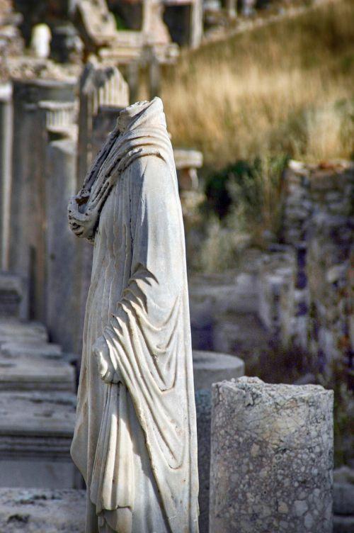 ruins remains ephesus