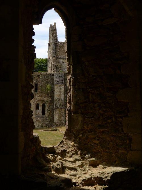 ruins abbey netley abbey