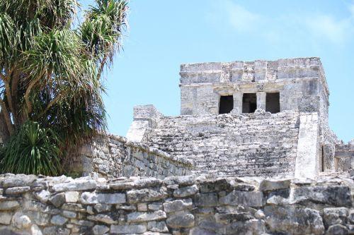 ruins tulum maya