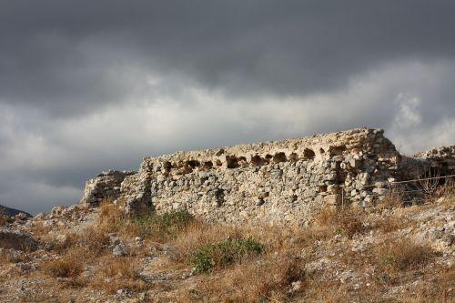 ruins greece antiquity