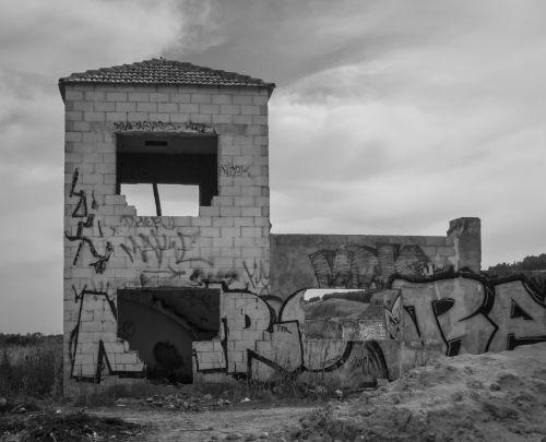 ruins abandoned abandonment