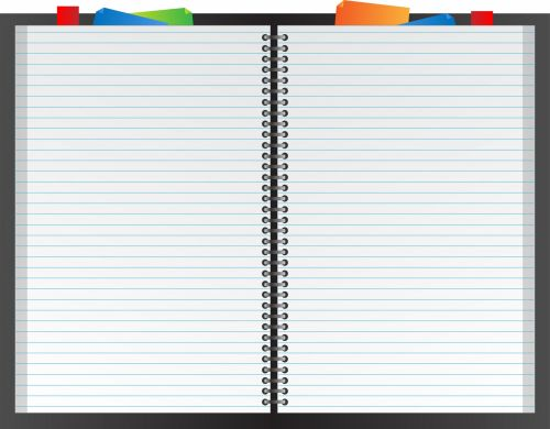 Ruled Paper Planner
