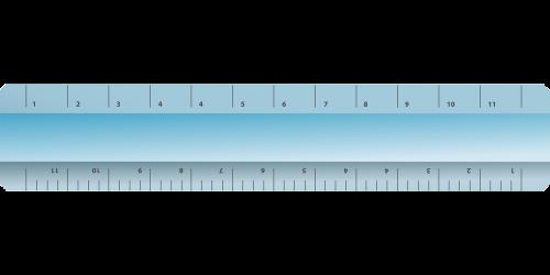 ruler length measure