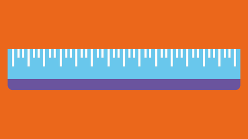 ruler  measure  school