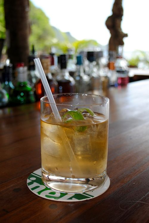 rum cocktail bar