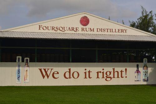 rum barbados alcohol