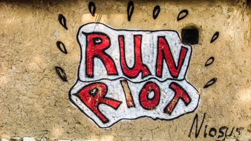 run riot anarchy city