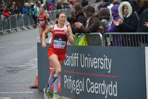 runner marathon fitness