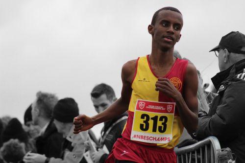 runner running athlete