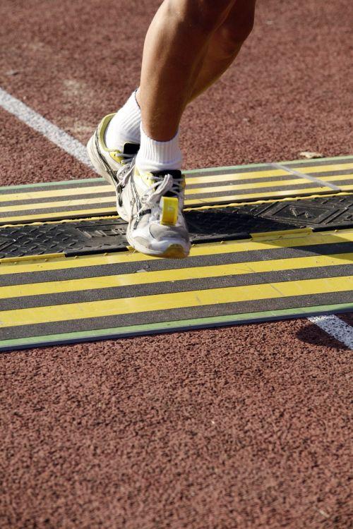 running marathon playground
