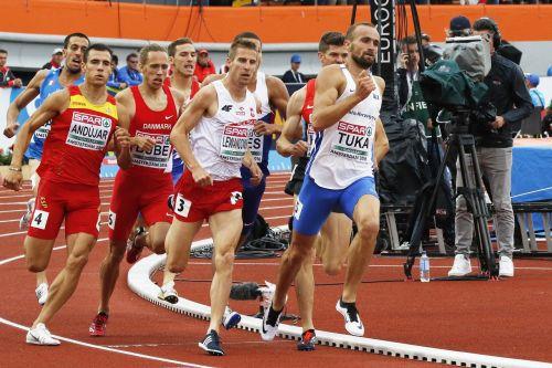 running athletics sports