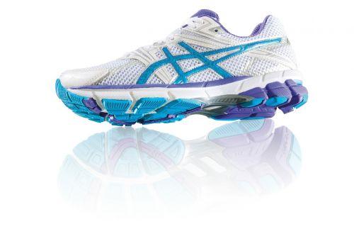running shoe shoe asics