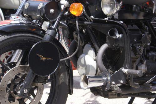 Front Wheel Moto Guzzi