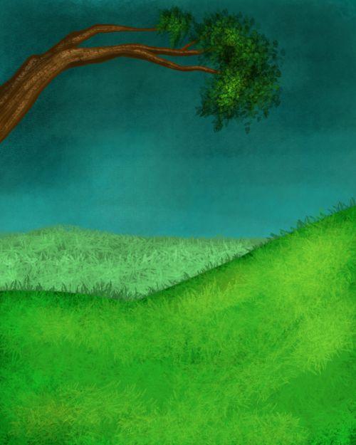 Rural Backdrop