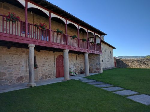 rural tourism bed and breakfast ribeira sacra