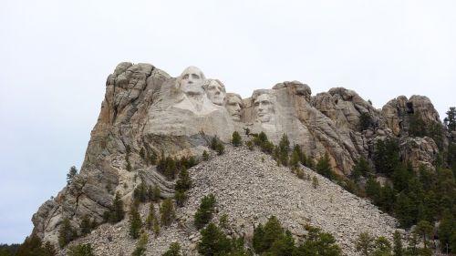 rushmore presidents mount rushmore