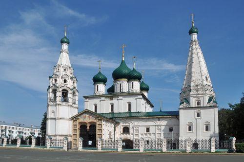 russia yaroslavl church