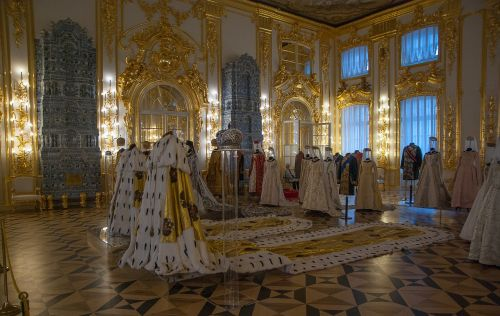 russia pouchkine catherine palace