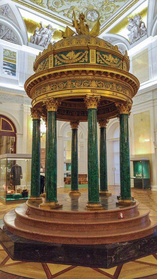 russia saint petersbourg museum