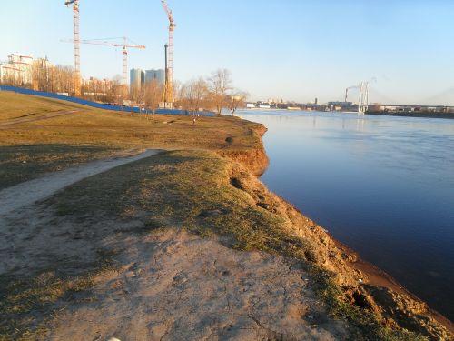 russia st petersburg russia river