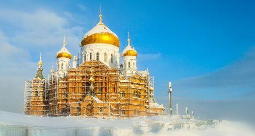 russia winter cold