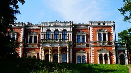 russia moscow region usadba 18 vek