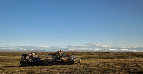 russia expedition north