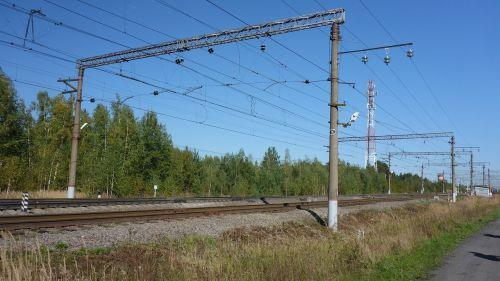 russia railway moscow region