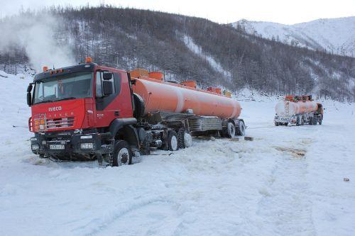 russia siberia ice