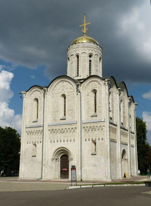 russia vladimir church