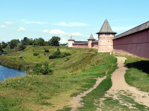 russia suzdal golden ring