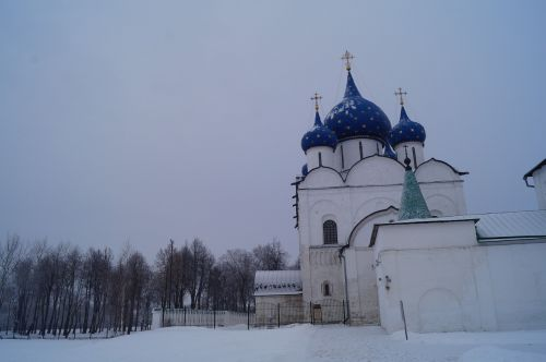 russia,suzdal,winter,church,free photos,free images,royalty free