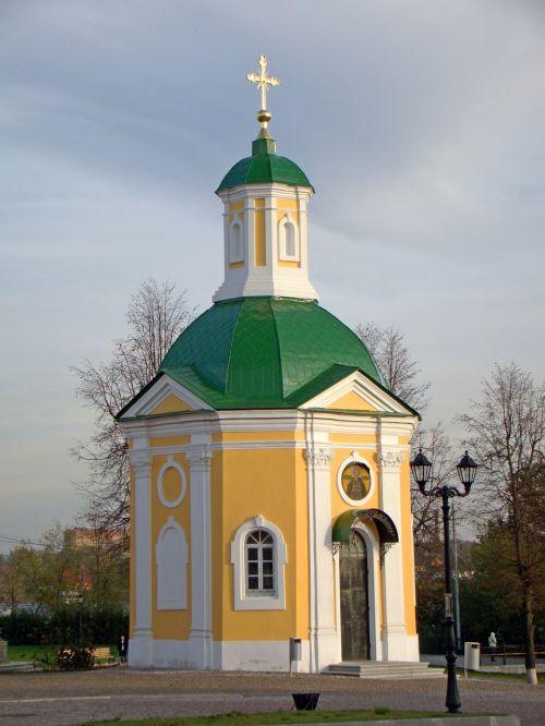 russia chapel orthodoxy