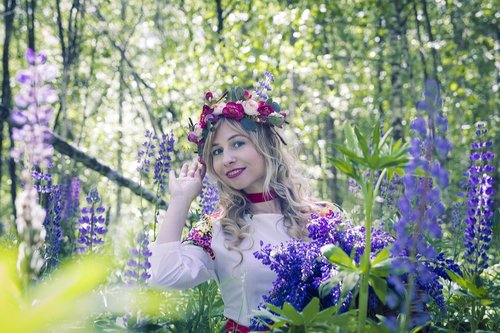 russian  russian folk costume  folklore