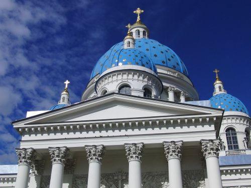 russian church dome architecture