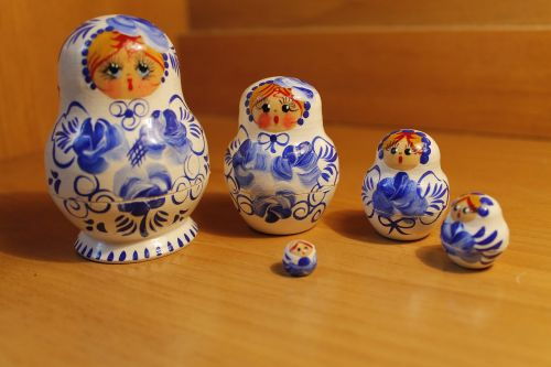 russian doll russian toy doll