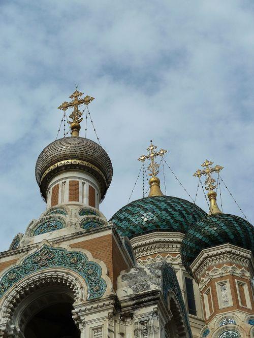 russian orthodox nice russian church
