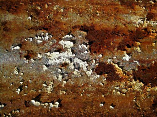 rūdys,nelygus,balti dažai,kieta rūdys,skilimas,oras,poveikis,oksidacija