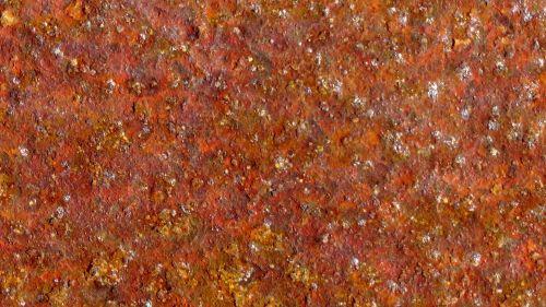 Rust Textured Background