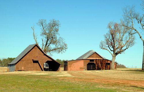 Rustic Barn Sheds