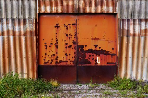 Rusty Hangar
