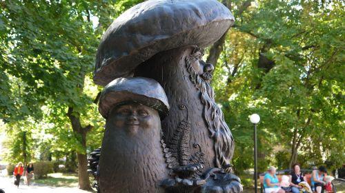 ryazan russia mushrooms