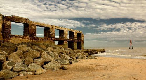 rye sussex beach