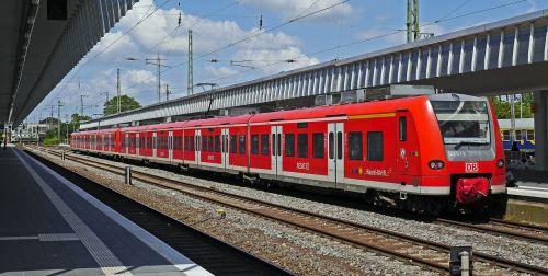 s bahn platform hbf