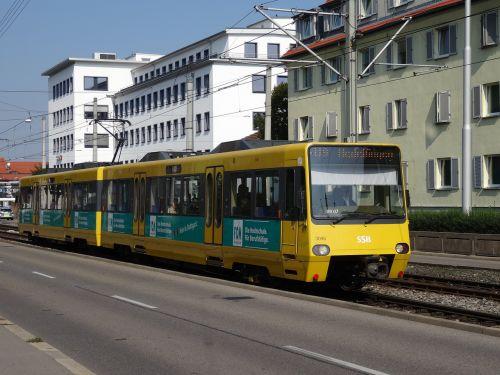 s bahn tram ssb