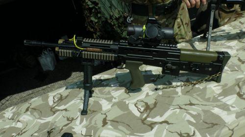 SA80 A2 Rifle
