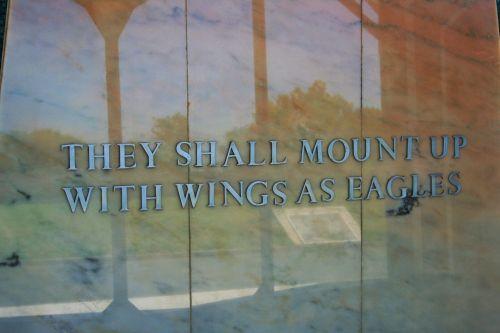 Saaf Memorial, Air Force Slogan