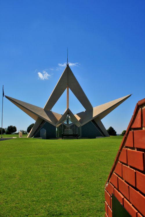 Saaf Memorial, Part Of Raf Memorial