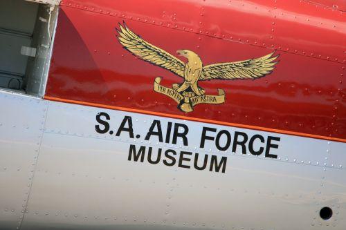 Saaf Museum Emblem On Inkwazi